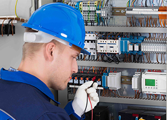 Flash Security offers many types of electrical services.
