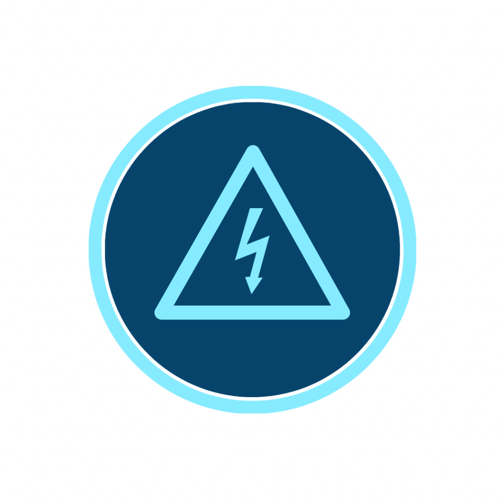Electrical service icon