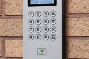 Entry Phone Systems available at Flash Security.