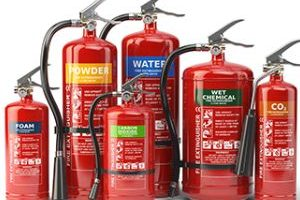fire extinguishers installation