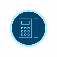 Phone system icon