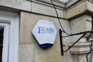flashsecurity intruder alarm system